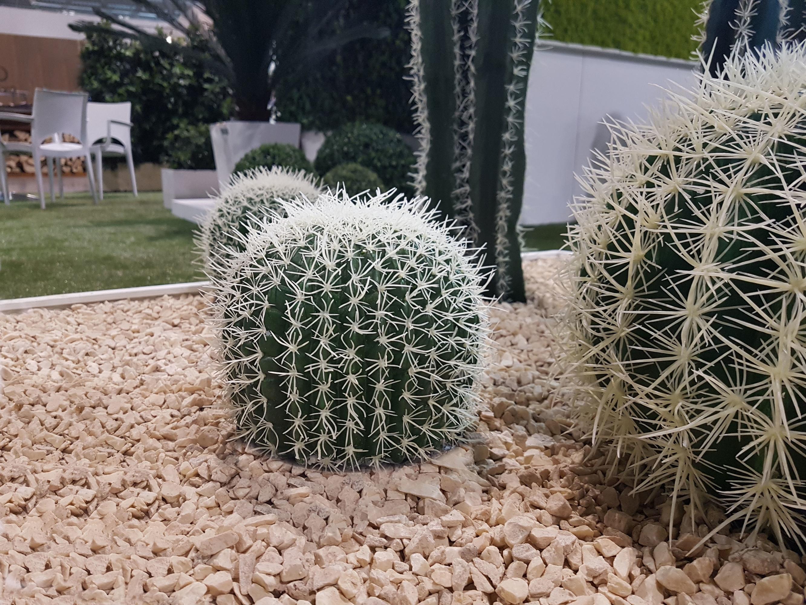 Palla di Cactus   Piante Artificiali da esterno/interno ...