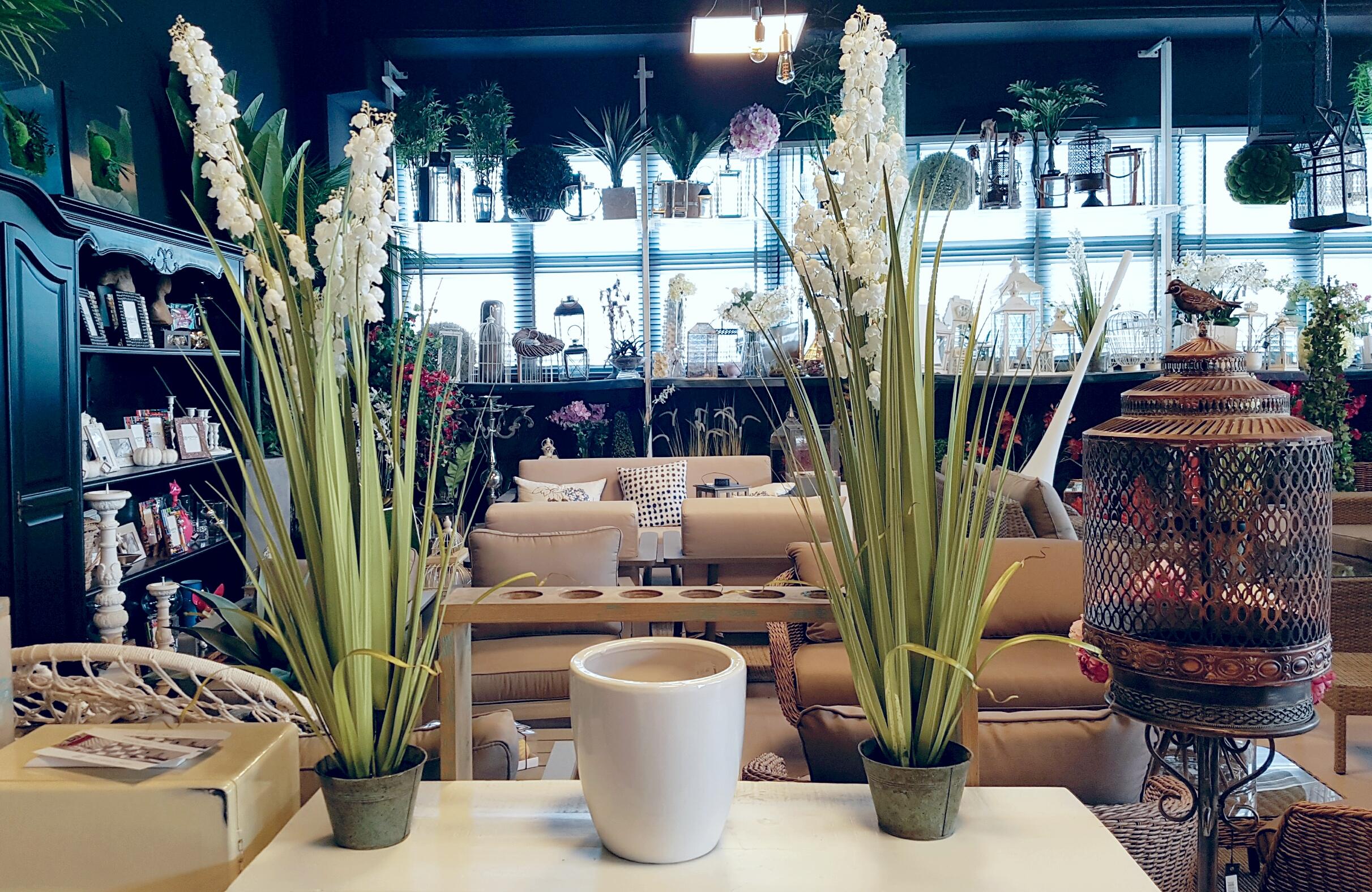 Piante Artificiali Da Esterno : Campanula piante artificiali da esterno interno viridium