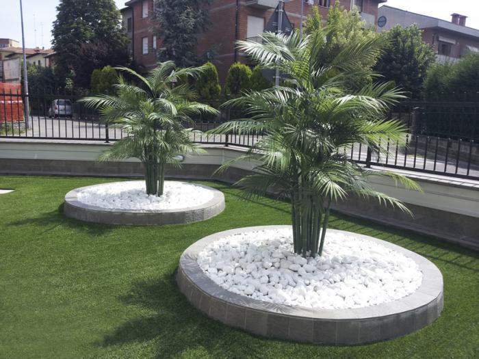 Piante Artificiali Da Esterno : Areca palm piante artificiali da esterno interno viridium