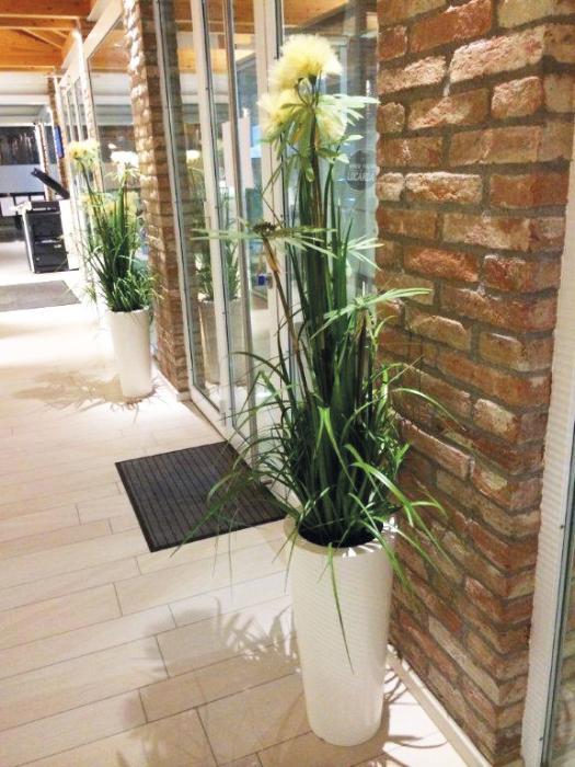 Piante Artificiali Da Esterno : Papiro piante artificiali da esterno interno viridium