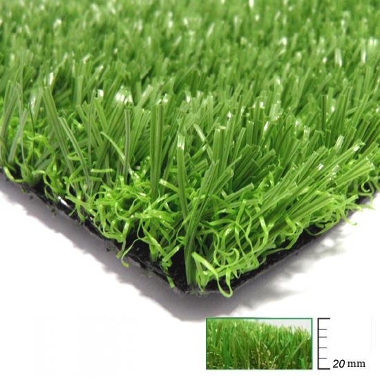 Erba sintetica 20 mm erba sintetica viridium for Bricoman erba sintetica